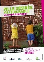 33eme rencontre nationale des agences d'urbanisme