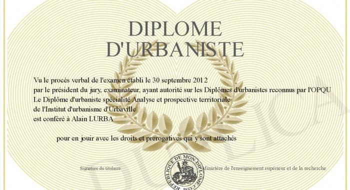 Sélection en Master, certification professionnelle des diplômes en urbanisme et aménagement de niveau Bac+5 : les demandes du CNJU à Thierry Mandon