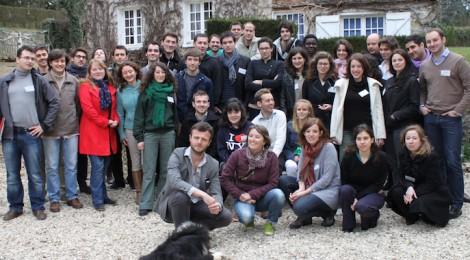 Séminaire de travail du CNJU, Chevannes, mars 2012
