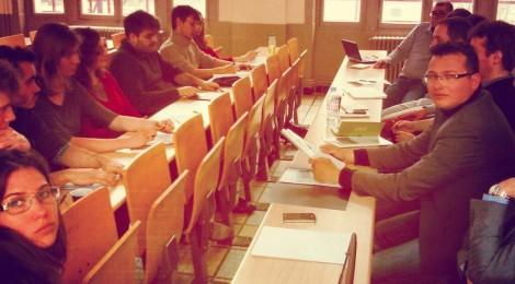 Le Conseil d'Administration du CNJU réuni le 6 avril à Lyon
