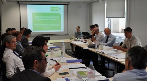 Profession urbaniste : le projet de plan d'actions des fédérations d'employeurs