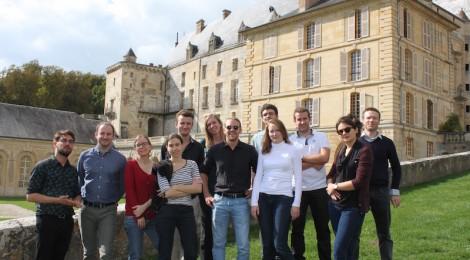 Séminaire de rentrée 2015 du CNJU à La Roche-Guyon : en images