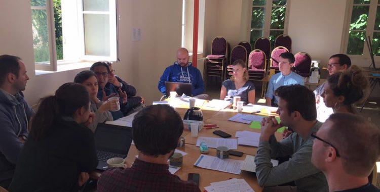 Séminaire de rentrée 2017 du CNJU à La Roche-Guyon : préparer l'avenir
